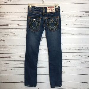 Women's True Religion billy Super T skinny jeans
